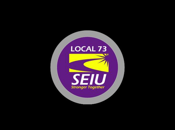 Local 73 circle logo transparent